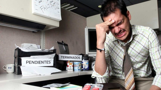 """La OMS reconoce como enfermedad """"el síndrome del trabajador quemado"""" 1"""
