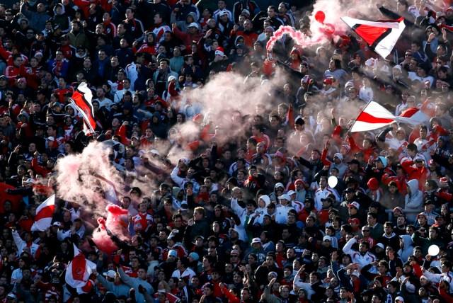 LA FOTO DEL DÍA: hace 8 años River Plate descendía a la B Nacional 17