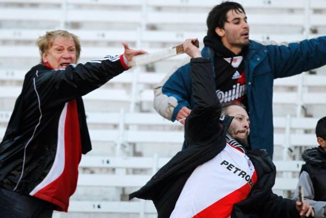 LA FOTO DEL DÍA: hace 8 años River Plate descendía a la B Nacional 23