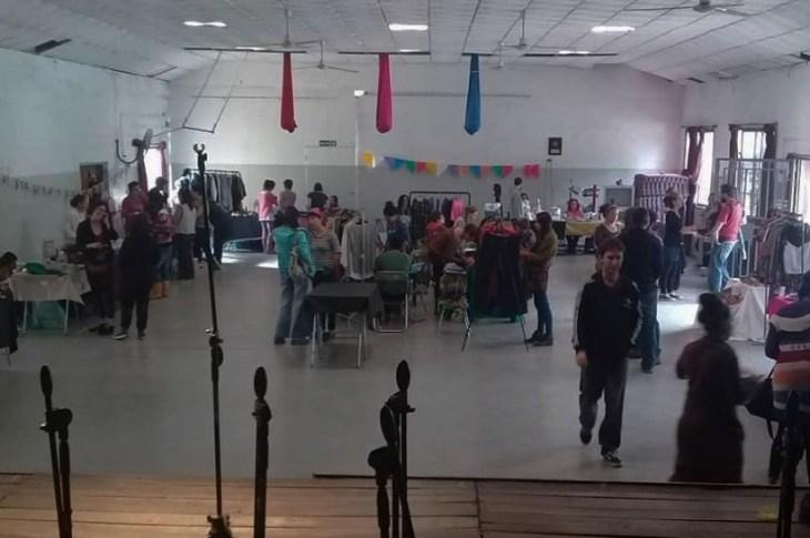 Cuarta Feria Cultural Feminista en El Pueblito 11