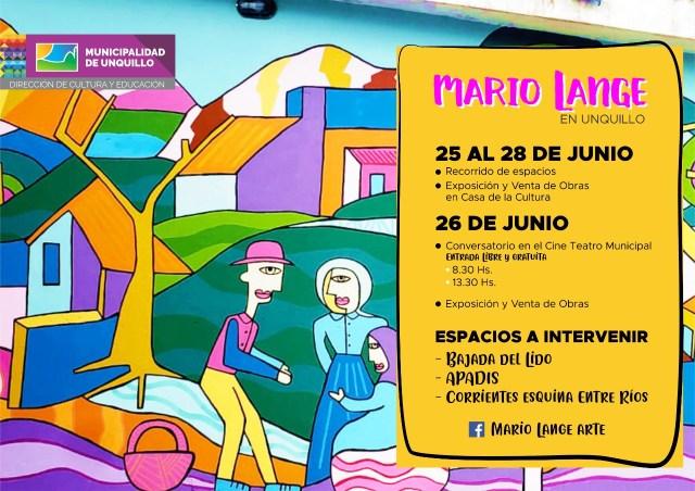 Mario Lange nuevamente en Unquillo 6