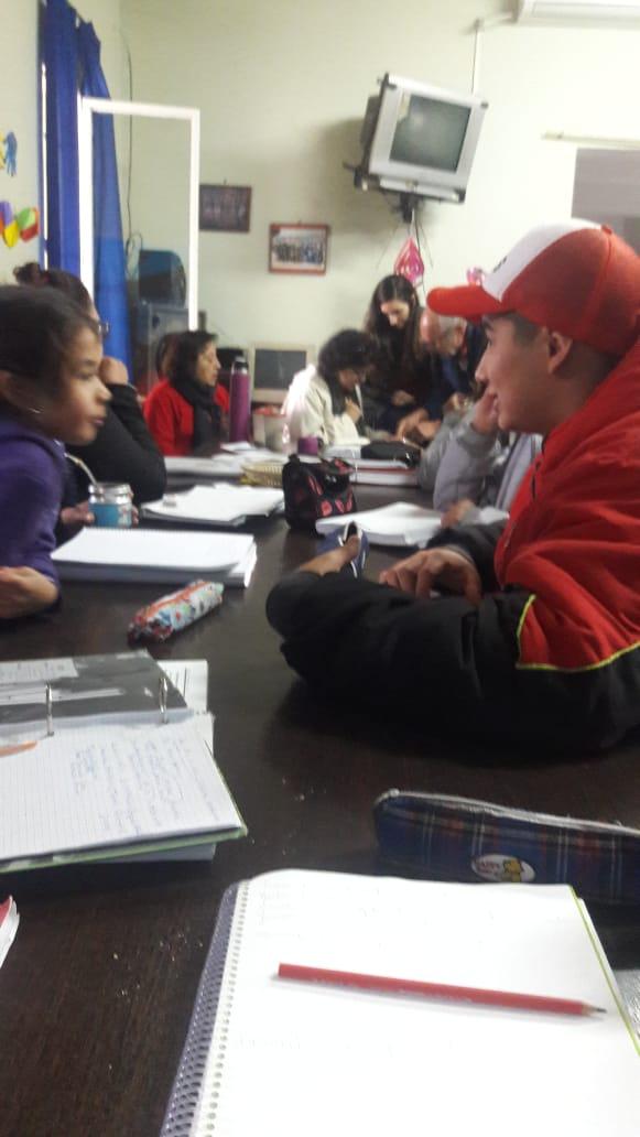 Unquillo: proyectan una escuela para adultos en Gobernador Pizarro 7