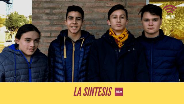 La síntesis informativa de Sierras Chicas (audio) 1