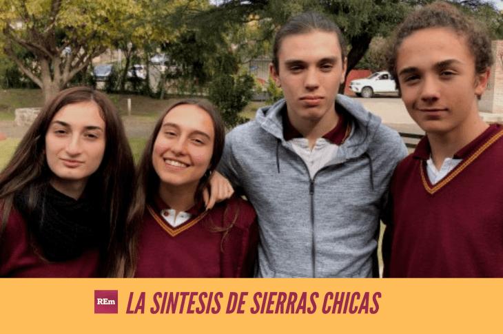 La síntesis informativa de Sierras Chicas (audio) 7