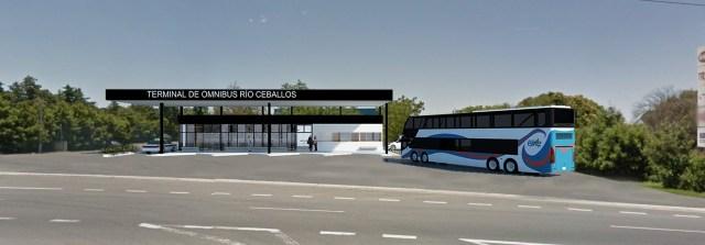 Río Ceballos muestra el proyecto de la nueva Terminal de Ómnibus 2