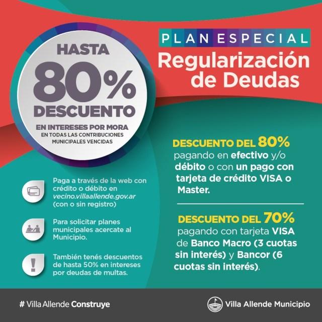 La Municipalidad de Villa Allende lanzó un nuevo Plan Especial de Regularización 4
