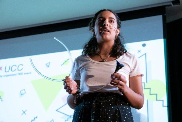 Joven cordobesa representará al país en Foro de Ciencias Internacional 1