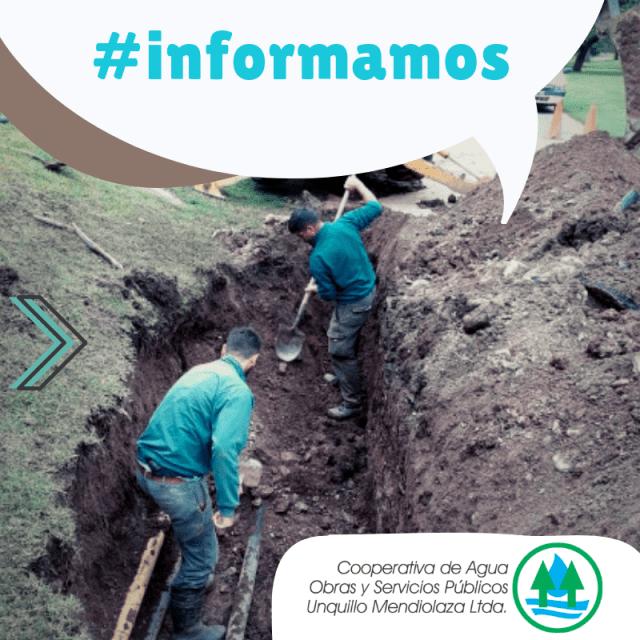 Cortes de Agua Unquillo y Mendiolaza para mañana 4