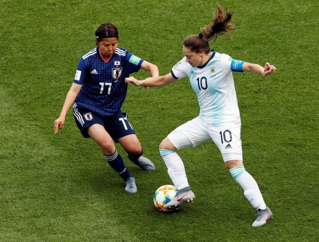 Argentina se prepara para su segundo partido en el Mundial 1