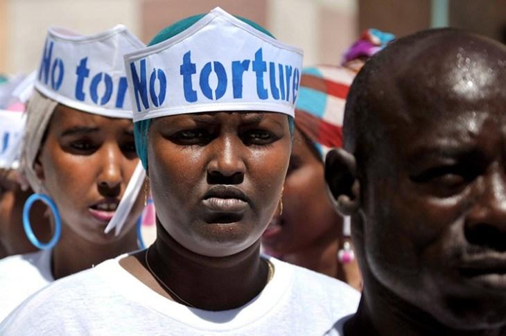 26 de junio, Día Internacional en Apoyo de las Víctimas de la Tortura 9
