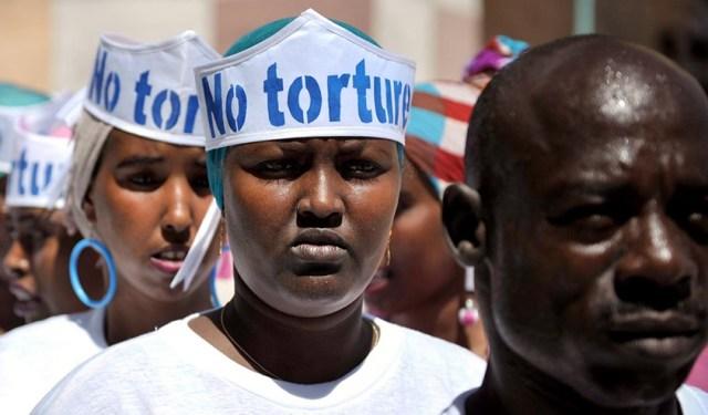26 de junio, Día Internacional en Apoyo de las Víctimas de la Tortura 1