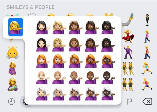 Hoy es el Día Mundial del Emoji y así lo celebran las iOS y Android 2