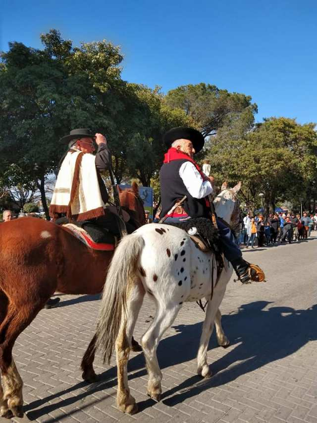 Emocionante inicio de las Fiestas Patronales en Villa Allende 23
