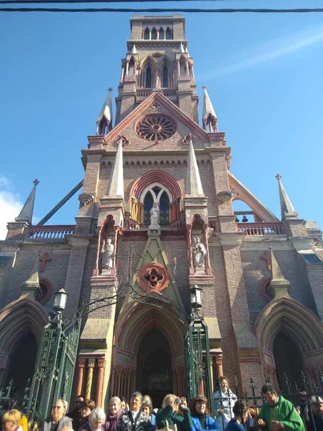 Emocionante inicio de las Fiestas Patronales en Villa Allende 19