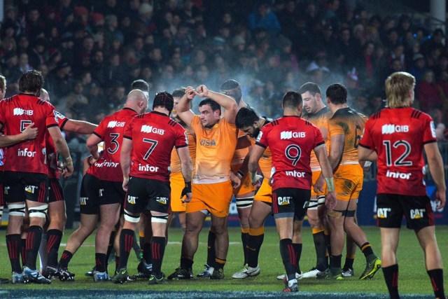 Derrota de los Jaguares: se quedaron con el segundo puesto del Super Rugby 1