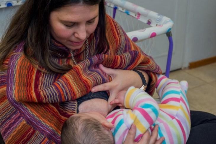 Comienza la Semana Mundial de la Lactancia Materna en Córdoba 1