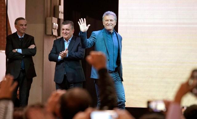 """Macri en Córdoba: """"Estamos listos para emprender la época más grandiosa de nuestro país"""" 2"""