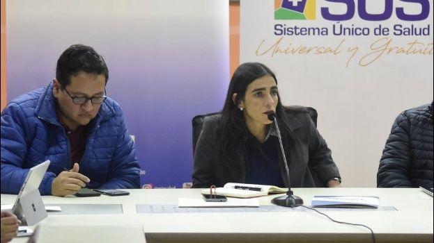 Enfermedad viral no identificada en Bolivia 2