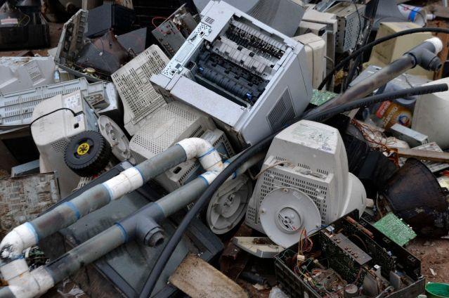 ¿Qué pasa con los residuos electrónicos en Sierras Chicas? 5