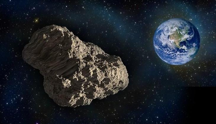"""Asteroide """"potencialmente peligroso"""", pasará cerca de la Tierra este viernes 4"""
