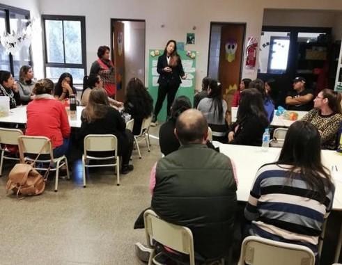 """""""Boca sana"""", el nuevo plan iniciado en Mendiolaza para la educación bucal 8"""