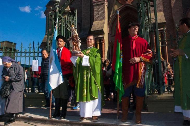 16 de julio, Día de la Virgen del Carmen, patrona de Villa Allende 2
