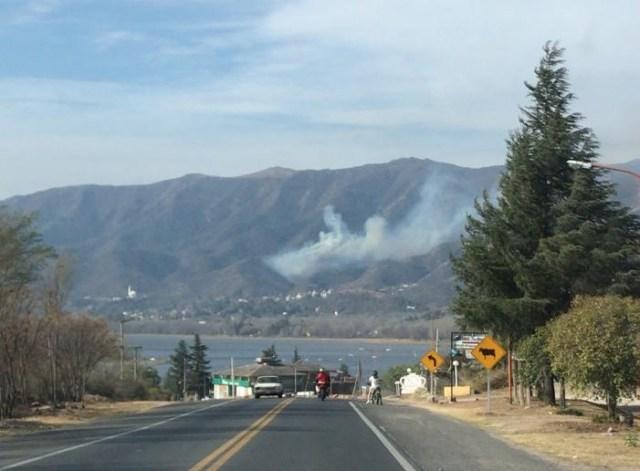 Se encuentran controlados los incendios en la Provincia 1