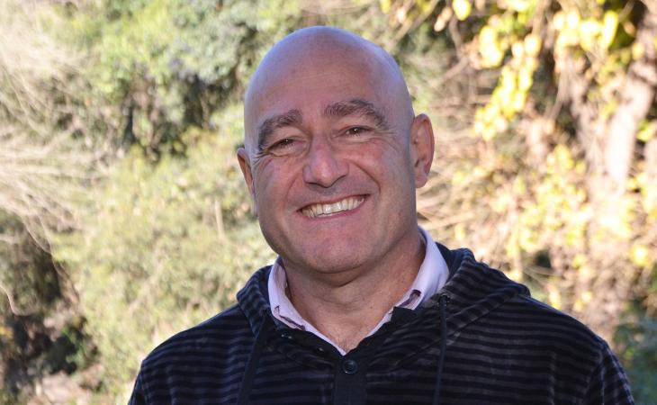 Norberto Magris presentó su primer libro 8