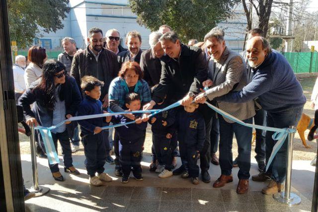 Ampliación del jardín de infantes Sarmiento de Mendiolaza 5