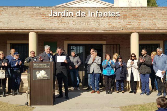 Ampliación del jardín de infantes Sarmiento de Mendiolaza 6