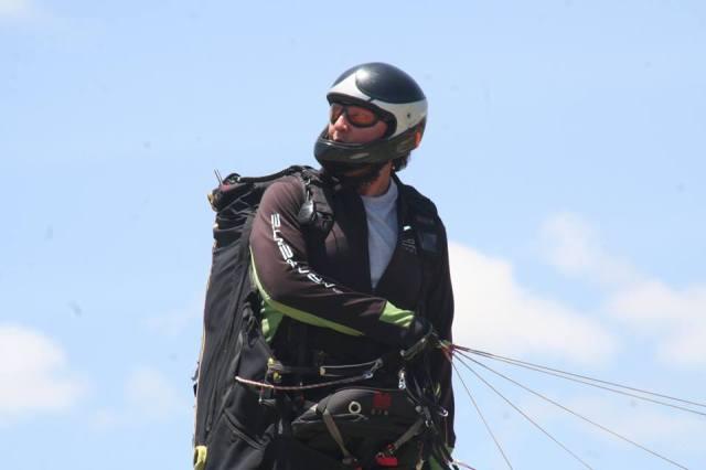 Sebastián Margara recorre los cielos argentinos 1