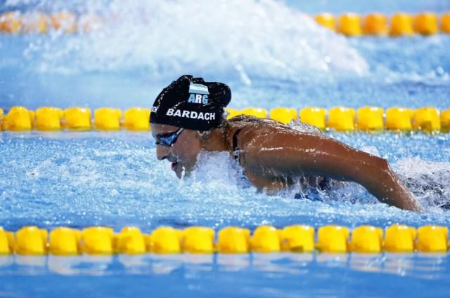 Panamericanos: Virginia Bardach, medalla de oro en 200 mariposa 6