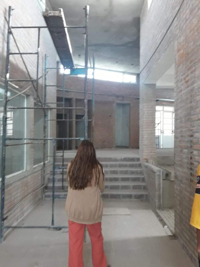 Colegio Morzone: continúa el reclamo por la entrega del nuevo edificio 23
