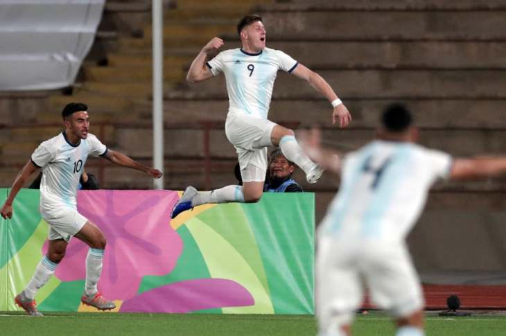 La selección masculina de fútbol goleó a Uruguay e irá por la medalla de oro 3