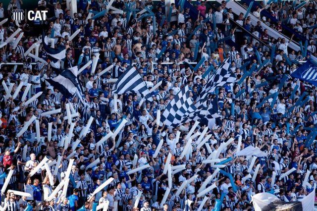 Viernes 16: Talleres vs Central Córdoba 1