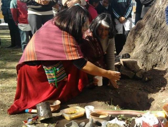 Invitan a homenajear a la Pachamama en Unquillo 3