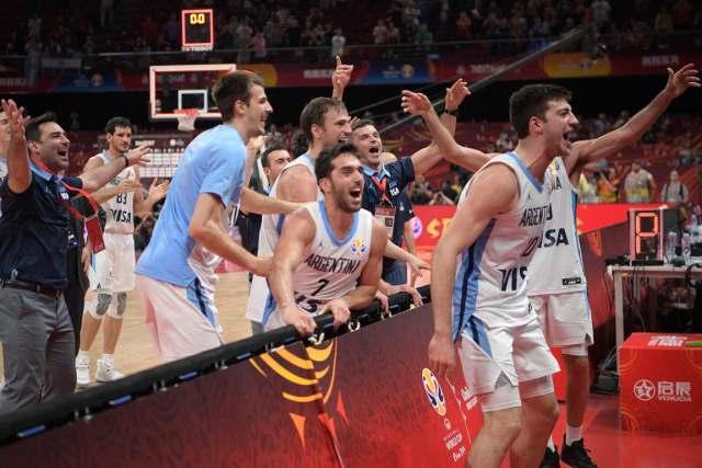 Basquet: Argentina está en la final del Mundial 6