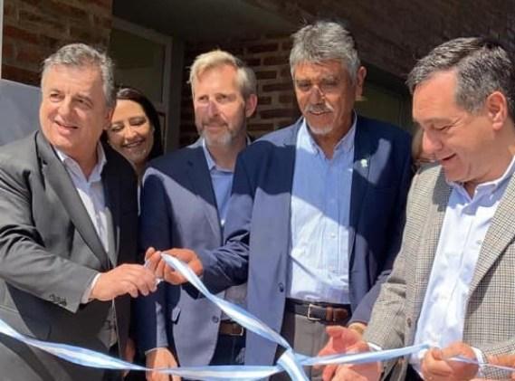 El IPEM 410 de Villa Allende estrenó nuevo edificio con la visita de funcionarios nacionales 4
