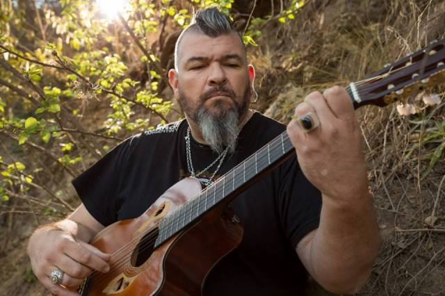 Germán Marco, entre el blues, el rock y el folklore 1