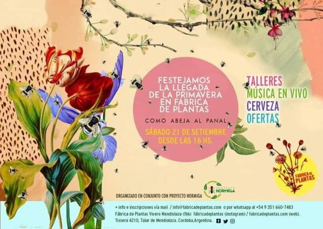 "Festival primaveral: ""Como abeja al panal"" aterriza en Mendiolaza 2"