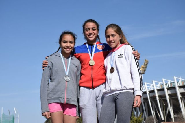 Provincial de atletismo: los clasificados a los Juegos Evita 3