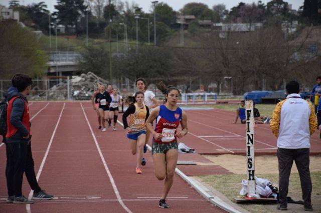 Provincial de atletismo: los clasificados a los Juegos Evita 5
