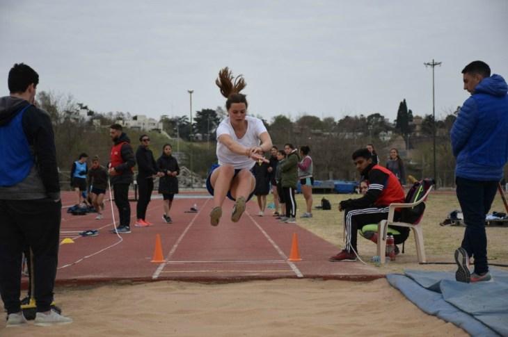 Provincial de atletismo: los clasificados a los Juegos Evita 11