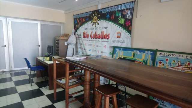 Se trasladó la Oficina de Turismo, Cultura y Deportes de Río Ceballos 7