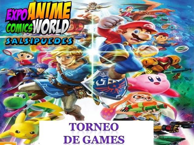 Expo Anime Comics World  en Salsipuedes 2