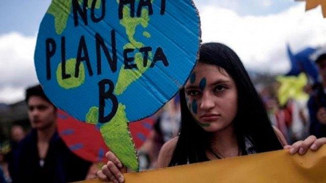 27 de septiembre, movilización mundial por la crisis climática 2
