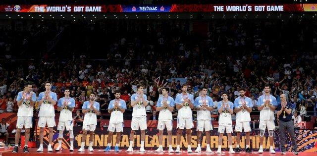 China 2019: gracias por tanto Selección Argentina 2