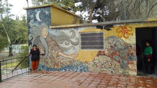 Inauguraron mural sobre la Pachamama en Salsipuedes 1