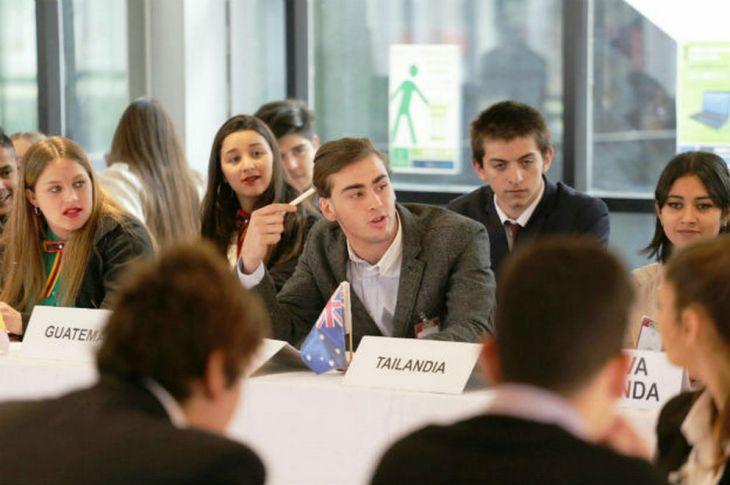 El Cambio Climático como eje de debate de los colegios secundarios 2