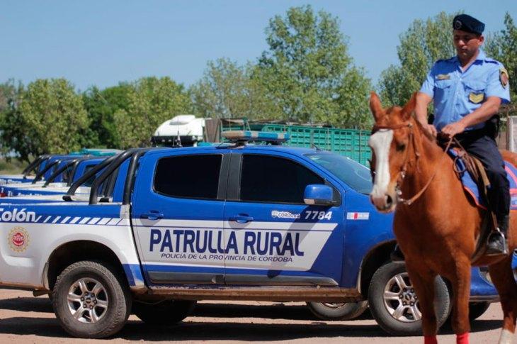 Ya funciona la nueva sede de la Patrulla Rural Norte con sede en Colonia Caroya 6